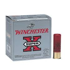 Winchester Super X 12GA 2 3/4' 1 1/4oz 6 Steel Shot