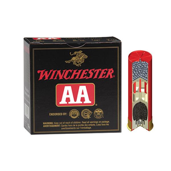 Winchester AA    12GA 2 3/4'    1 1/8oz     7 1/2 Shot