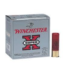 Winchester Super X      12GA      3'      1 1/4oz       T Shot